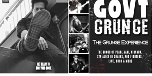 GOVT. GRUNGE (The Authentic Grunge Experience)