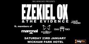 EZEKIEL OX & THE EVIDENCE