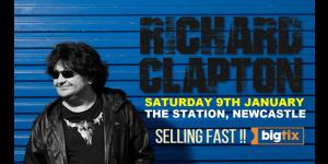 Richard Clapton - NEWCASTLE