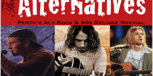 THE ALTERNATIVES - THE BEST OF 90S GRUNGE | ROCKINGHAM