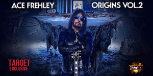 Ace Frehley - Origins Vol. 2 - U.S TARGET EXCLUSIVE