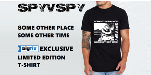 SPY V SPY - Some Other Place Some Other Time TSHIRT