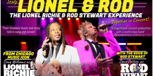 The Lionel Richie & Rod Stewart Experience