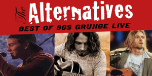 THE ALTERNATIVES - THE BEST OF 90S GRUNGE | DUNCRAIG