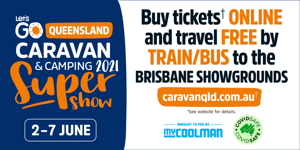 Let's Go Queensland Caravan & Camping Supershow