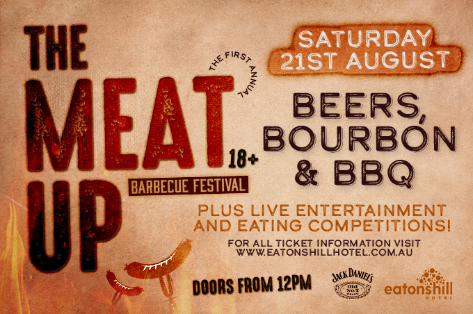 The Meat Up BBQ Festival at Eatons Hill Hotel Eatons Hill Hotel - Outdoors