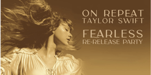 ON REPEAT: TAYLOR SWIFT FEARLESS PARTY - MELBOURNE