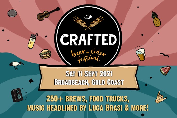 Crafted Beer & Cider Festival Kurrawa Park