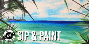 SIP & PAINT | Burleigh Lookout