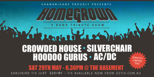 Homegrown Tribute Show