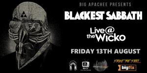 BLACKEST SABBATH - Live@TheWicko