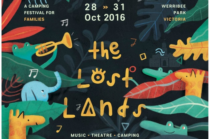 THE LOST LANDS TICKETS Werribee Park