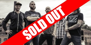 KILLSWITCH ENGAGE - SOLD OUT