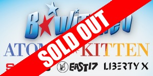 B*Witched (Ireland) & Atomic Kitten (England) - SOLD OUT