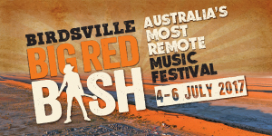 Birdsville Big Red Bash - Upfront Payment