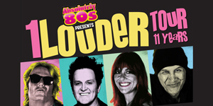 Absolutely 80s show ft. Brian Mannix, Scott Carne, Dale Ryder & Ally Fowler