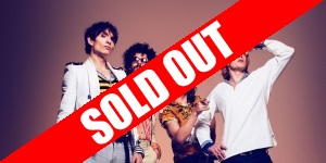 THE DARKNESS - SOLD OUT