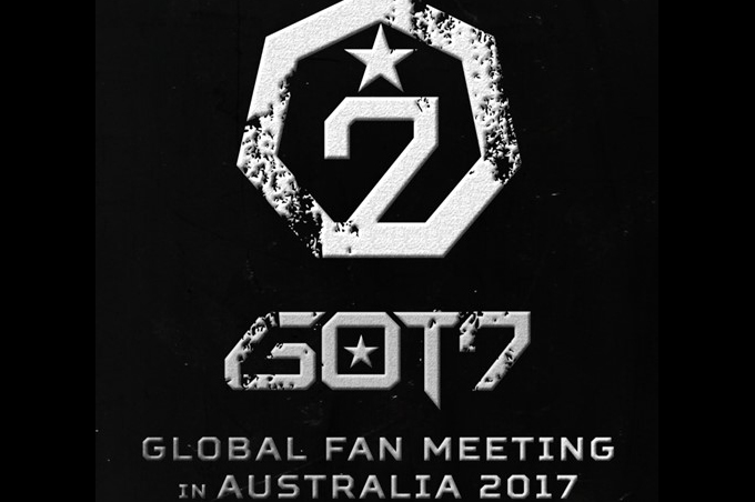 GOT7 Global Fan Meeting in Melbourne 2017 PLENARY, Melbourne Convention and Exhibition Centre