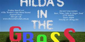 """Hilda's In The Grass"""