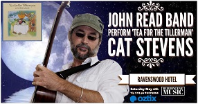 John Read Performs Cat Stevens (Tea for the Tillerman)