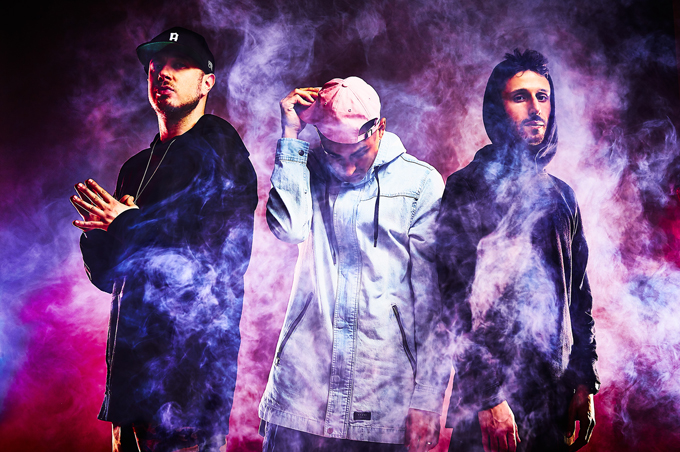 Bliss N Eso - Off The Grid Tour Club 54