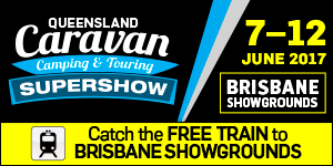 Queensland Caravan, Camping & Touring Supershow