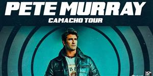 Pete Murray Camacho Tour