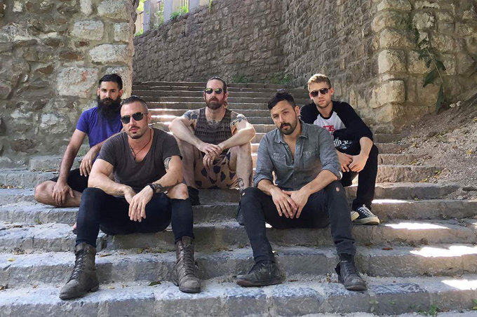 The Dillinger Escape Plan Final Ever Australian Tour Max Watt's Brisbane