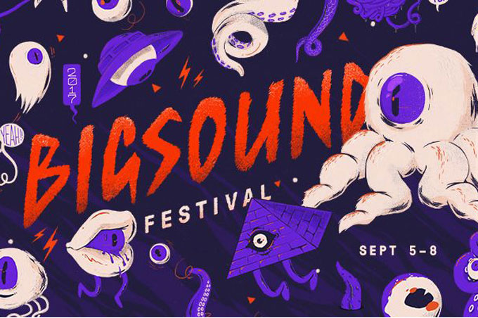 BIGSOUND Festival 2017 Various Fortitude Valley Venues