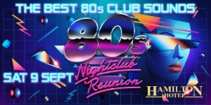 80s NIGHTCLUB REUNION