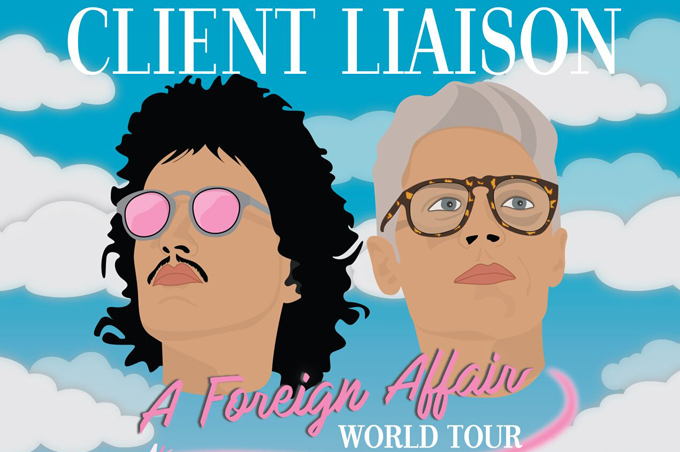 Client Liaison - 'A Foreign Affair Tour' UC Refectory, Canberra