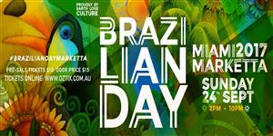 Brazilian Day at Miami Marketta 2017