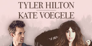 Tyler Hilton (USA) & Kate Voegele (USA)