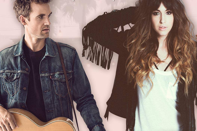 Tyler Hilton (USA) & Kate Voegele (USA) Thornbury Theatre - Ballroom
