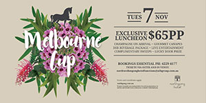 North Gong Melbourne Cup Luncheon