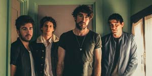 THE CORONAS - Trust The Wire Australian Tour