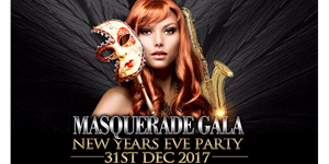 Honeysuckle Hotel New Years Eve Masquerade Gala