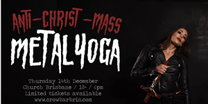 Anti-Christ-Mass Yoga // Church 18+