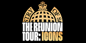 Ministry of Sound Reunion Tour: Icons