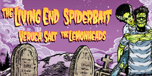 The Living End, Spiderbait, Veruca Salt & The Lemonheads