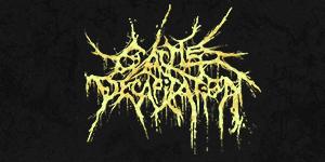 Cattle Decapitation - Australian Tour