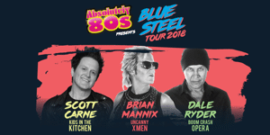 Absolutely 80's - Blue Steel Tour