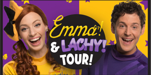The Emma and Lachy Tour