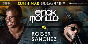 Erick Morillo Vs Roger Sanchez