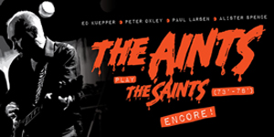 The Aints Play The Saints ('73 - '78)