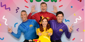 The Wiggles - 5:00pm