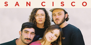 San Cisco - 'The Distance Tour'