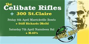 Celibate Rifles at The Bowlo