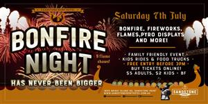 2018 Bonfire Night