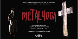 Metal Yoga Thursday Session